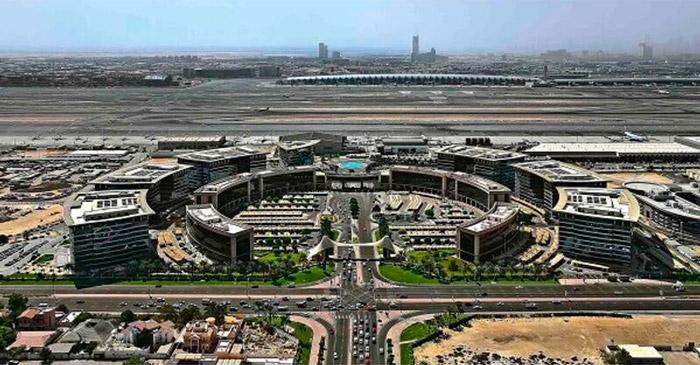 Dubai Airport Free Zone Airshow