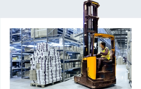 Warehousing solutions freezone