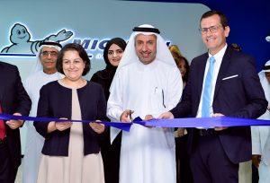 Michelin Company Inauguration at DAFZA