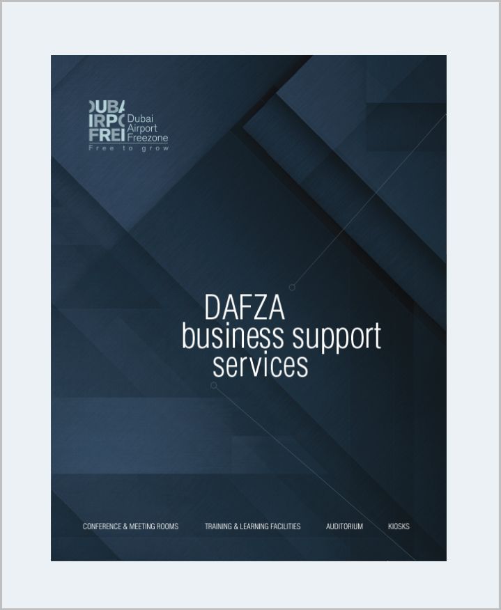 DAFZA Business support services