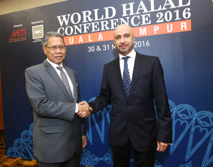 DAFZA explores world halal conference