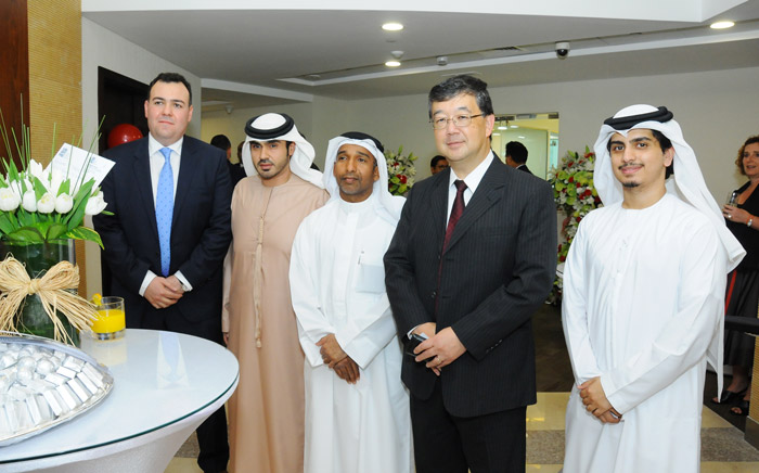 Uploaded ToTerumo eyes stronger Mena presence with new Dafza office