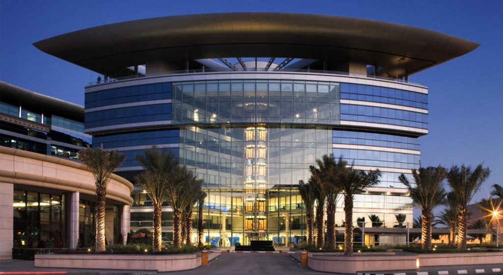 DAFZA Headquaters