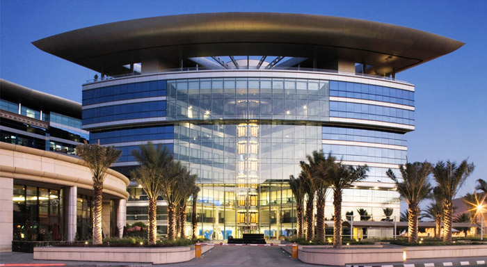 DAFZA Head quaters