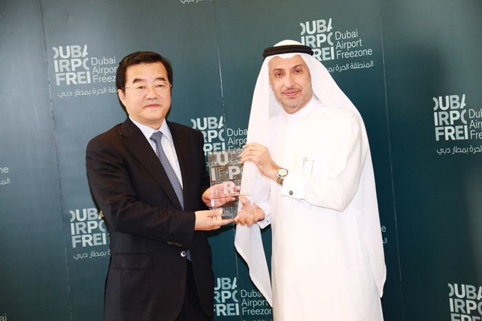 DAFZA receives high-profile delegation from China to transfer expertise in free zone management