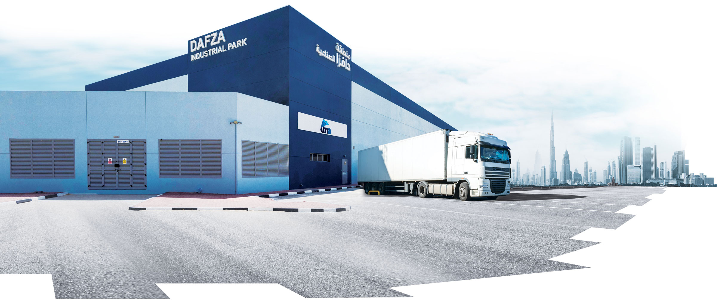 Industrial Park DAFZA Services