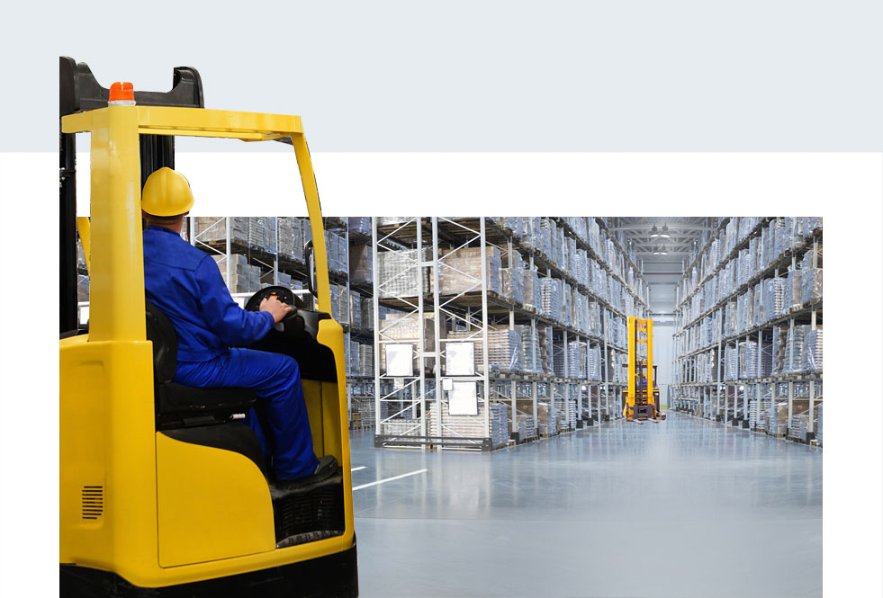 Warehousing solutions in freezone - DAFZA