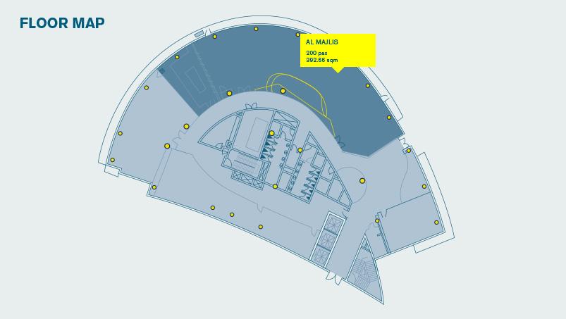 floor plan al majlis