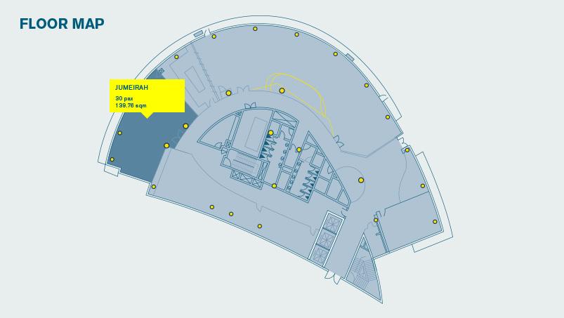 floor plan jumeirah