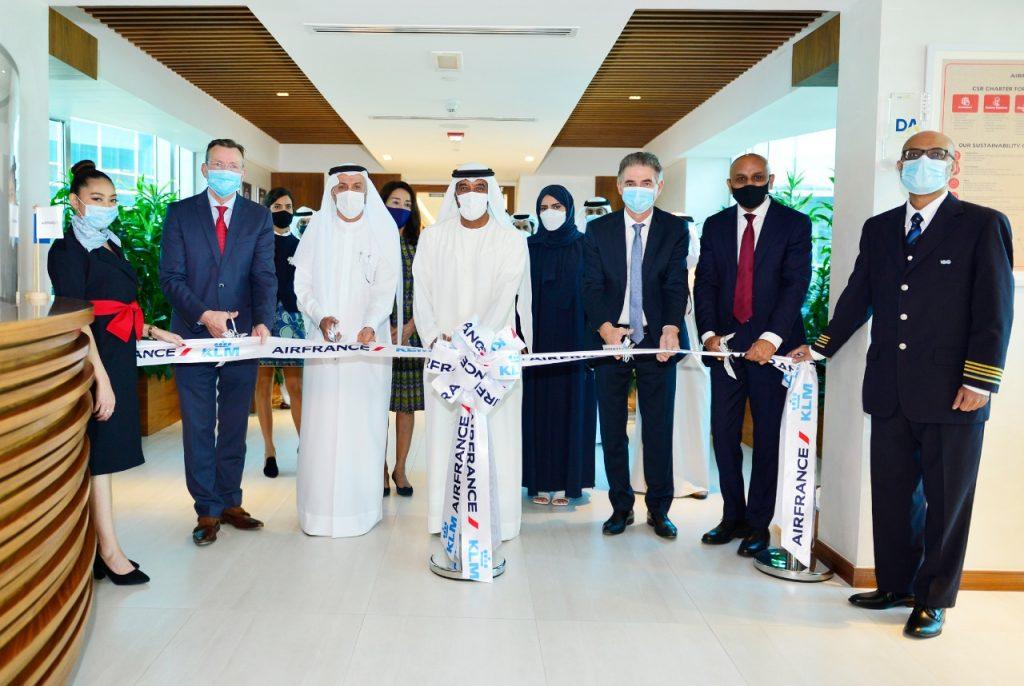 Air France KLM Group inaugurates new regional headquarters in Dubai